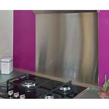 hauteur cr馘ence cuisine plaque adh駸ive inox cuisine 97 images cr馘ence cuisine inox
