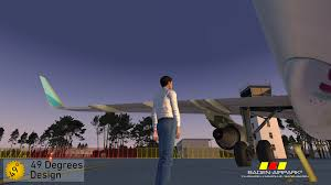 Baden Airpark Parken Baden Airpark Szenerie Für Fsx Plauderecke Aerosoft