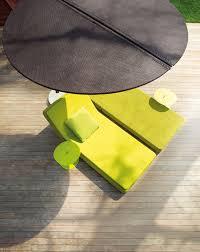 lettino daydream da paola lenti design outdoor arredamento