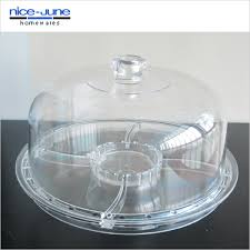 wedding serving dishes manufacturer acrylic wedding cake stand