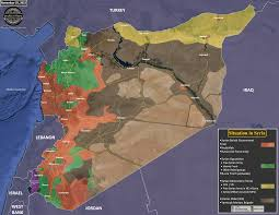 Syria On A Map by Understanding Syria Whose Side Are We On Anyway U2013 Tablet Magazine