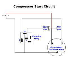 electrolux r18tn compressor wiring