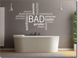 wandtattoos badezimmer wandtattoo badezimmer motive und sprüche zum wohlfühlen