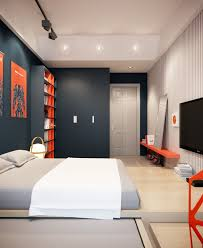 Bedroom Design For Boy Bedroom Boys Design And Ceiling Painting Swingcitydance