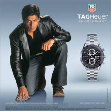 tag heuer ads shahrukh khan tagheuer print ad advert tag heuer photo shared by