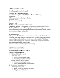 chapter 6 section 2 note taking study guide p 82