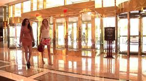 Trump Tower Inside Trump Las Vegas Hotel Youtube