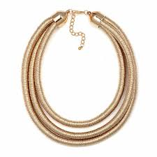rope necklace choker images 7 colors statement chic coils magnet choker necklace multilayer jpg