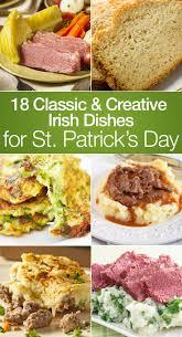 18 classic irish dishes for st patrick u0027s day