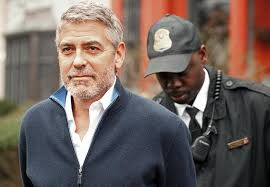 mens hairstyles awesome george clooney haircut pw hair pomade