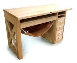 bureau chene massif moderne bureau en chane massif bureau chene massif design table en u bureau