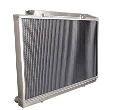 high performance 1986 87 mercedes 300 sdl aluminum radiator