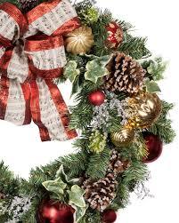 christmas carols wreath and garland balsam hill