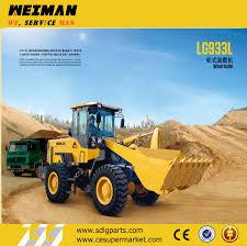 sdlg loader lg933l wheel loader lg933 payloader lg933 front end