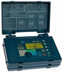 pomiary elektryczne - przyrządy - miernik do pomiaru uziemień