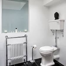 Black Sparkle Floor Tiles For Bathrooms Classic White Bathroom With Black Floor Tiles Bathroom Black