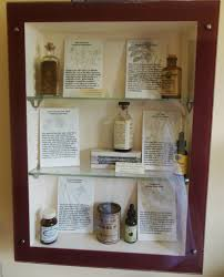 Sauder Heritage Hill Bookcase by The Lloyd Library Is über Cool To Botanists Pharmaceutical