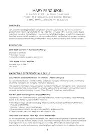 Canadian Resume Samples Pdf by It Resume Model
