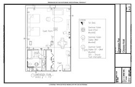 Hotel Guest Room Floor Plans by Cheryl Jones