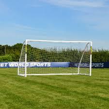 Soccer Net For Backyard by Forza Match Standard Soccer Goal 12 X 6 Soccer Goal Posts And