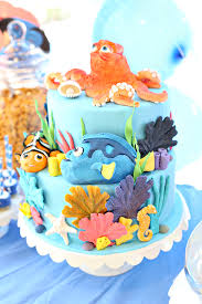 party finding dory ocean birthday party see vanessa craft