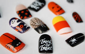 halloween manicures made easy with broadway nails