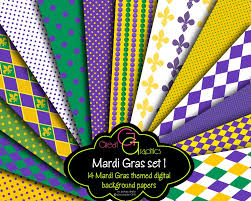 mardi gras material mardi gras paper mardi gras digital paper fleur de lis