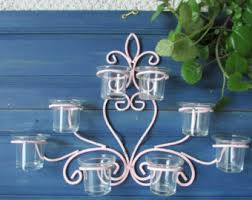 Shabby Chic Wall Sconce by Shabby Chic Sconce Etsy