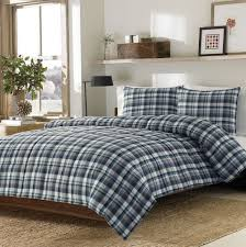 plaid flannel duvet cover canada home design ideas