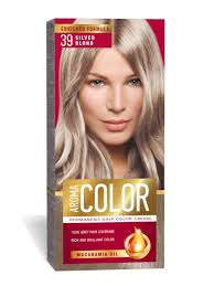 silver blonde haircolor aroma color aroma is a leading european producer of cosmetics