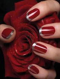 top 10 red nails designs top inspired