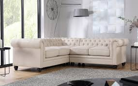 Corner Chesterfield Sofa Chesterfield Sofa Suite Luxury Living