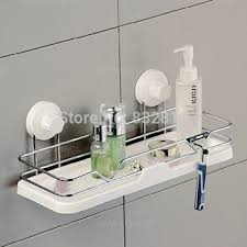 Bathroom Suction Shelves Buy Wholesale Bathroom Plastic Shelves With Strong Suction Cup