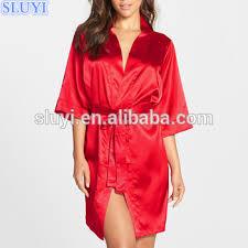 bridesmaid satin robes satin robe bridesmaid robe for wedding silk
