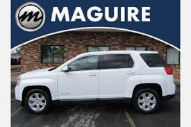 Sle Bill Of Sale For Automobile by Used Gmc Terrain For Sale In Syracuse Ny Edmunds