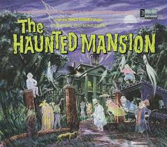disney the story and song from the haunted mansion amazon com