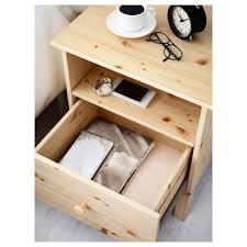 Ikea Tarva Bed Tarva Bedside Table Pine 48x62 Cm Ikea