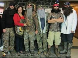 Duck Dynasty Halloween Costumes 500 Coolest Diy Television Series Character Costume Ideas