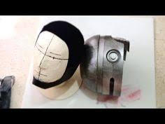 robocop electrocutes himself youtube 1 1 scale custom halloween costume robocop helmet dj mask 1987