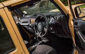 jeep brute black jeep u0027s wrangler brute of a ute road tests driven
