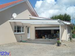 single carport attached to home10x20 modernhomepatio com