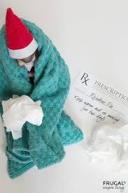 on shelf reindeer on the shelf ideas reindeer flu prescription instant