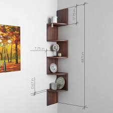 wall rack wall shelf with collapsible drying rack and hooks