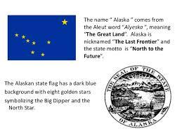 Alaska travel meaning images Alaska power point jpg