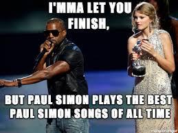 Simon Meme - paul simon should have played wrecking ball meme on imgur
