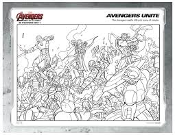 coloring pages of the avengers free printable marvel avengers unite coloring page mama likes this