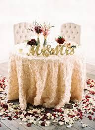 Sweetheart Table Decorations 15 Romantic Wedding Sweetheart Table Decoration Ideas Oh Best