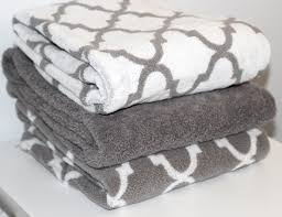 Grey And White Bathroom by Chic Grey And Blue Towels Bath Towels Walmart Furniture Ideas