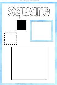 free printable shape playdough mats shape playdough mat
