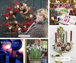 buy christmas trees flowers and decorations sarah raven